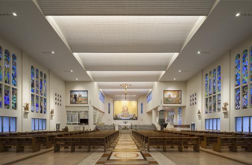 本物の教会 難波教会 浪花教会 浪速教会 川口教会 カトリック教会 プロテスタント 聖マリア大聖堂 結婚式