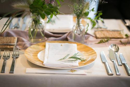 結婚式 料理 ウェディングメニュー フレンチ コース料理 オリジナルウェディング ウェディングプロデュース プロデュース会社 フリープランナー 大阪 神戸 京都