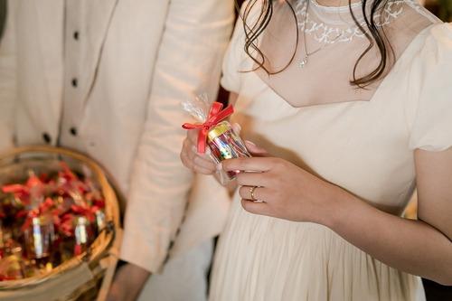 プチギフト ルクア おススメ ギフト オリジナルウェディング ウェディングプロデュース プロデュース会社 フリープランナー 大阪 神戸 京都 結婚式
