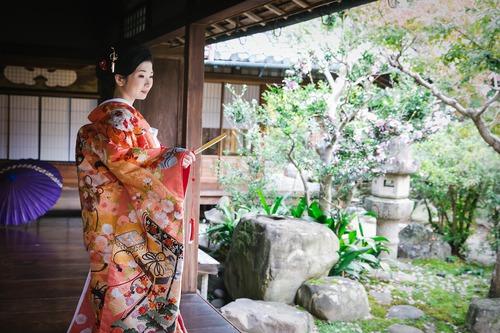古民家 結婚式 レトロウェディング 前撮り オリジナルウェディング ウェディングプロデュース フリープランナー プロデュース会社 大阪 神戸 京都