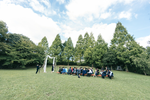 ガーデンウェディング オリジナルウェディング 大阪 北摂