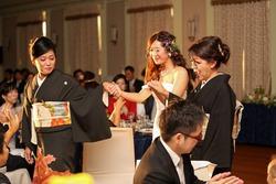 綿業会館 川口教会 挙式 重要文化財 大阪 ウェディング 結婚式 レトロ オリジナルウェディング フリーウェディングプランナー