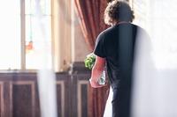 中央公会堂 ウェディング オシャレ オリジナルウェディング アンティークカラー 会場装飾 会場コーディネート 重要文化財 フリーランス プランナー WEDDING DESIGN LAB concept コンセプト