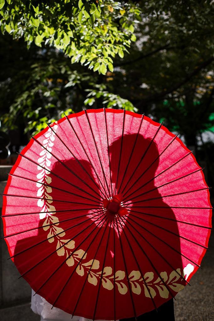 御霊神社 和婚 オリジナルウェディング 大阪 本町 結婚式 フリープランナー 神前式 会食 家族婚 ファミリーウェディング