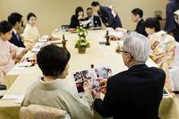 御霊神社 和婚 オリジナルウェディング 大阪 本町 結婚式 フリープランナー 神前式 会食 家族婚 ファミリーウェディング のサムネイル画像