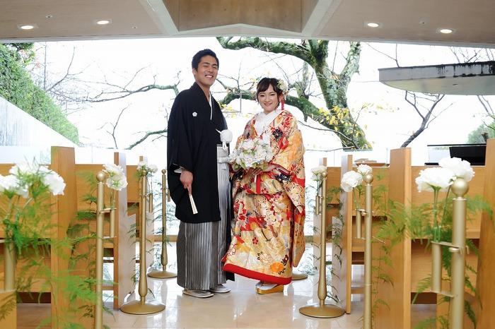 有馬グランドホテル ガーデンウェディング オリジナルウェディング 大阪 神戸 京都 お泊りウェディング 温泉ウェディング ウェディングツリーのサムネイル画像