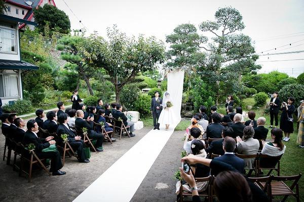 旧グッゲンハイム邸 ガーデンウェディング オリジナルウェディング 山 オシャレ.jpg.jpg