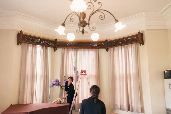 食 共に 旧グッゲンハイム邸 ウェディングデザインラボ 大阪 神戸 京都 塩屋 コンセプト