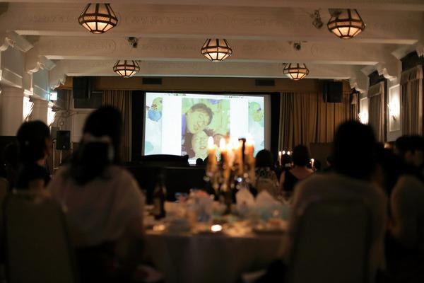 大阪倶楽部 オリジナルウェディング テーマ ディズニー 重要文化財 歴史的建造物 結婚式