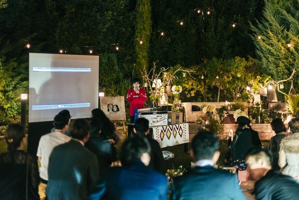 メイブーム ガーデンウェディング アウトドアウェディング 大阪 ウェディングデザインラボ