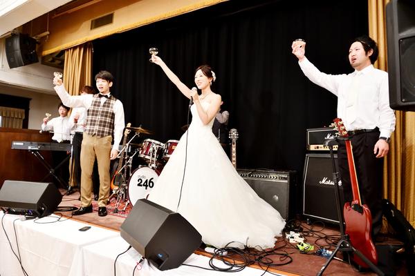 大阪倶楽部 カレーウェディング ライブウェディング ウェディングデザインラボ 前撮り フェス