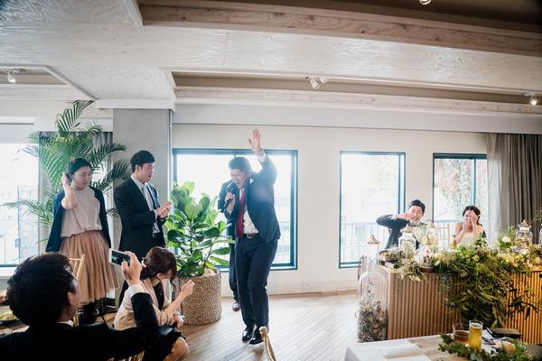 オリジナルウェディング 神戸 自由な結婚式 ハワイ結婚式 帰国後パーティー 1.5次会.jpg.j pg