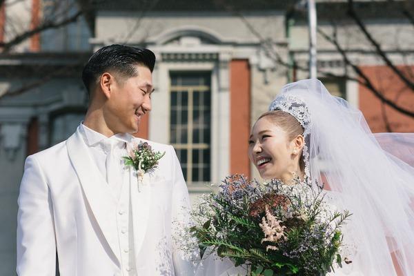224inWonderland 大阪市中央公会堂 森の中結婚式 大阪 神戸 京都 ウェディングデザインラボ