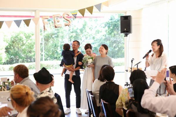 オリジナルウエディング 大阪 メイブーム 結婚式 コン セプトウエディング ウエディング wedding ガーデンウエディング