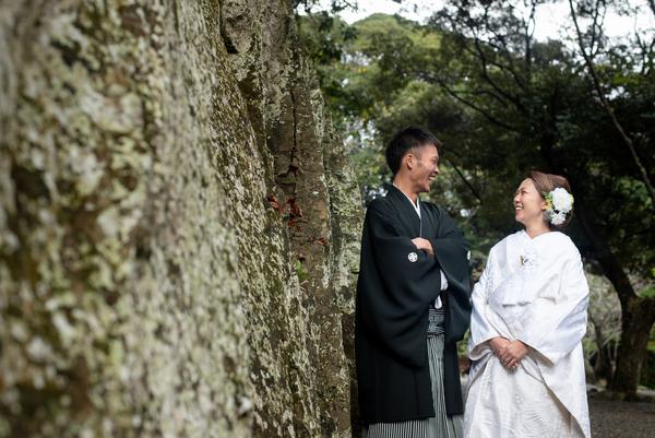 アウトドアウエディング 東京 千葉 オリジナルウェディング リソル生命の森 安房神社