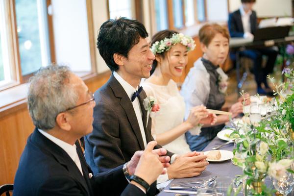 軽井沢 ウエディング ハウスオブ軽井沢 国内リゾート挙式