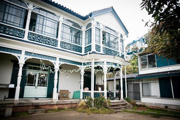 オリジナルウエディング 神戸 グッゲンハイム 旧グッゲンハイム邸 オリジナル結婚式 ガーデンウエディング ガーデン
