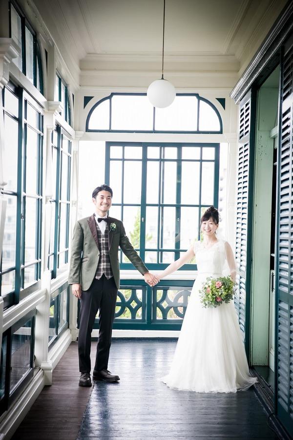オリジナルウエディング 神戸 グッゲンハイム 旧グッゲンハイム邸 邸宅ウエディング オリジナル結婚式 ガーデンウエディング ガーデン