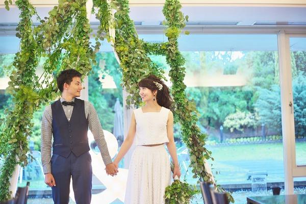 オリジナルウエディング 大阪 メイブーム 結婚式 コンセプトウエディング ウエディング wedding ガーデンウエディングのサムネイル画像