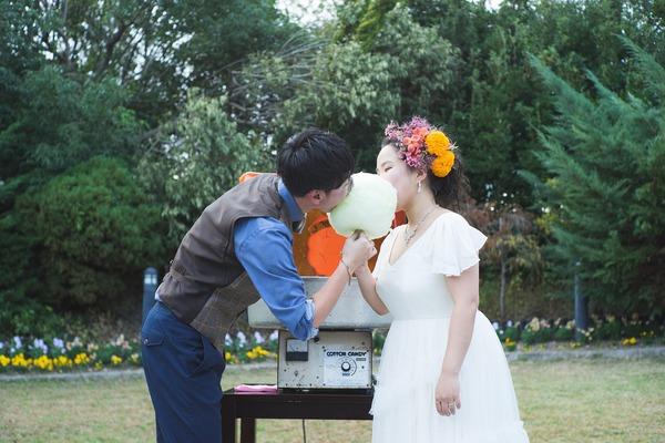 ガーデンウェディング オリジナルウェディング 大阪 アウトドアウェディング メイブーム.jpg