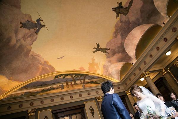 中央公会堂結婚式 中央公会堂ウェディング ジブリウェディング コンセプトウェディング オリジナルウェディング レトロウェディング クラシカルウェディング.jpg