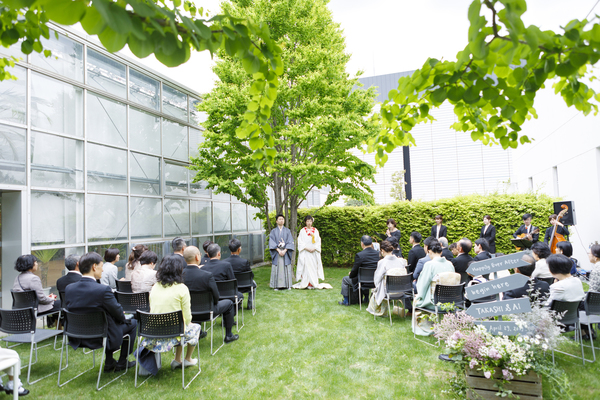 東京 オリジナルウエディング コンセプトウエディング AWキッチンファーム AWkitchenfarm  結婚式 ナチュラルのサムネイル画像