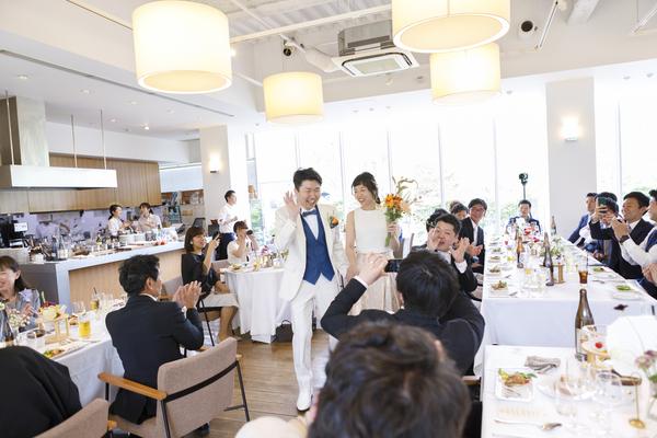 東京 オリジナルウエディング コンセプトウエディング AWキッチンファーム AWkitchenfarm  結婚式 ナチュラル ラスティック ガーデン
