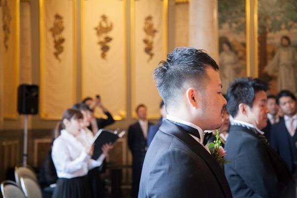 中央公会堂 thanks giving オリジナルウエディング 大阪 結婚式 レトロ レトロウエディング