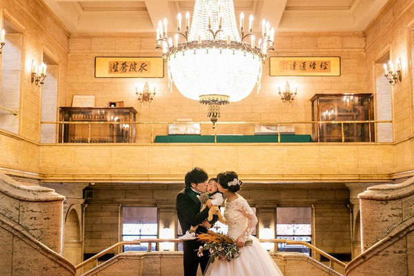 綿業会館 結婚式 レトロウェディング クラシカルウェディング 重要文化財結婚式 オリジナルウェディング.jpg.jpg.jpg