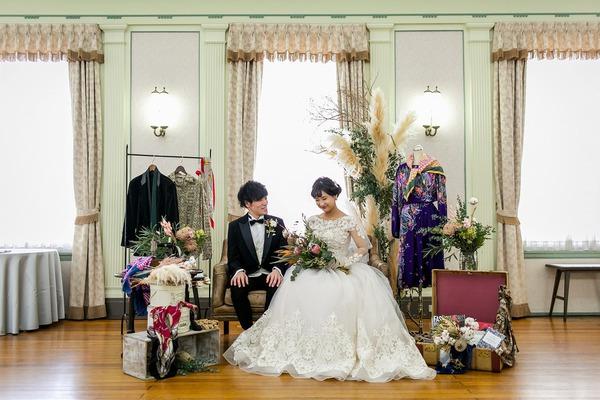 綿業会館 結婚式 レトロウェディング クラシカルウェディング 重要文化財結婚式 オリジナルウェディング.jpg