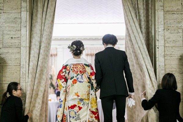 綿業会館 レトロウェディング クラシカルウェディング 結婚式 近代建築 中央公会堂結婚式.jpg
