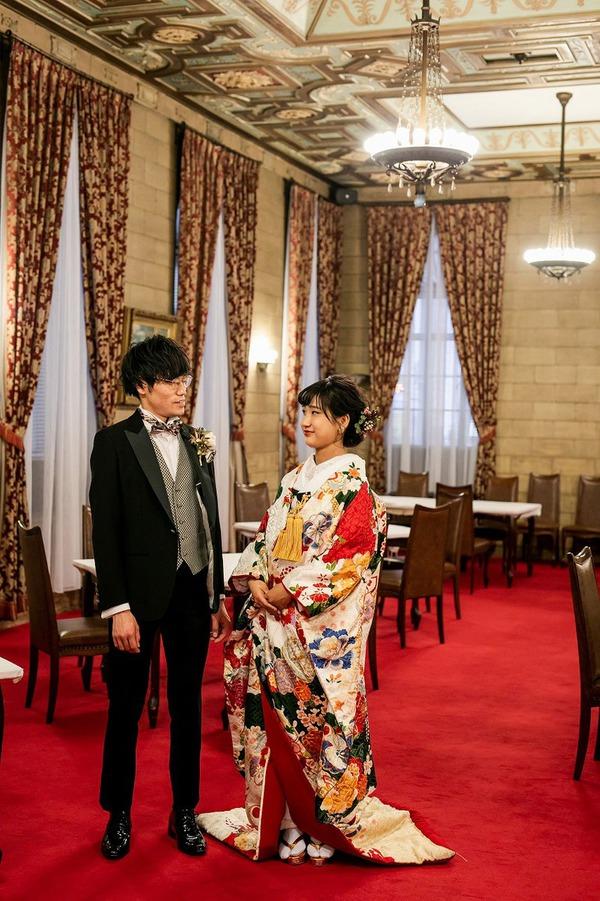 レトロウェディング 綿業会館 中央公会堂結婚式 オリジナルウェディング クラシカルウェディング.jpg