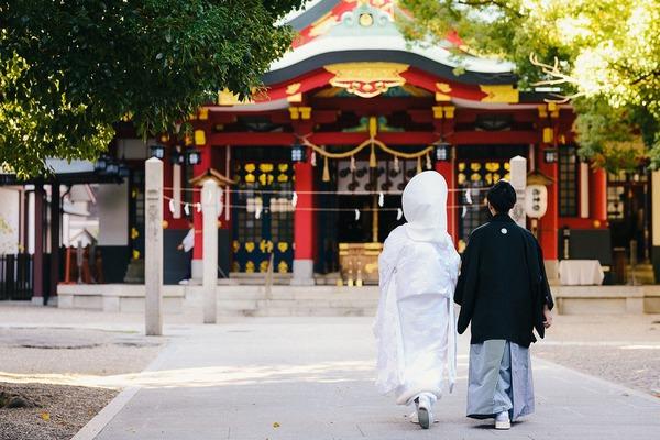 メイブーム ガーデンウェディング 神社挙式 アウトドア 大阪 神戸 京都 ウェディングデザインラボ