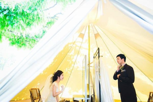 ハンサムボットガーデン アウトドアウェディング グランピングウェディング キャンプウェディング オリジナルウェディング ガーデン挙式 大阪 神戸 京都 ウェディングデザインラボのサムネイル画像