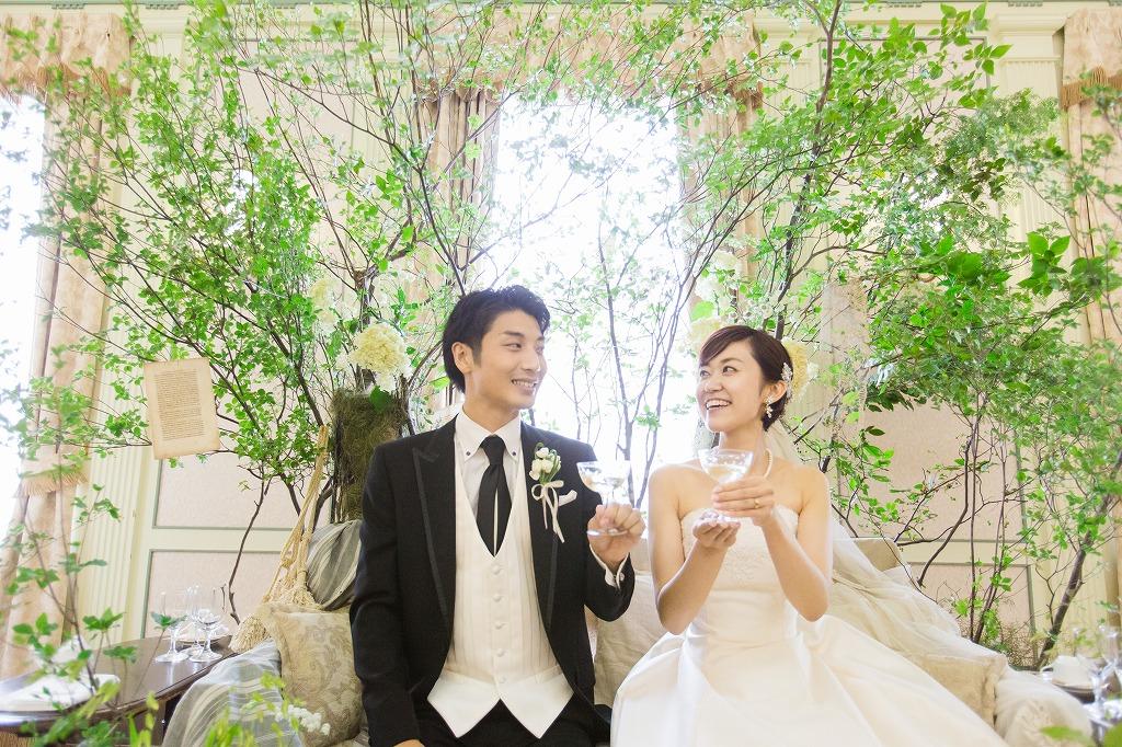 大阪で年内可能な結婚式場