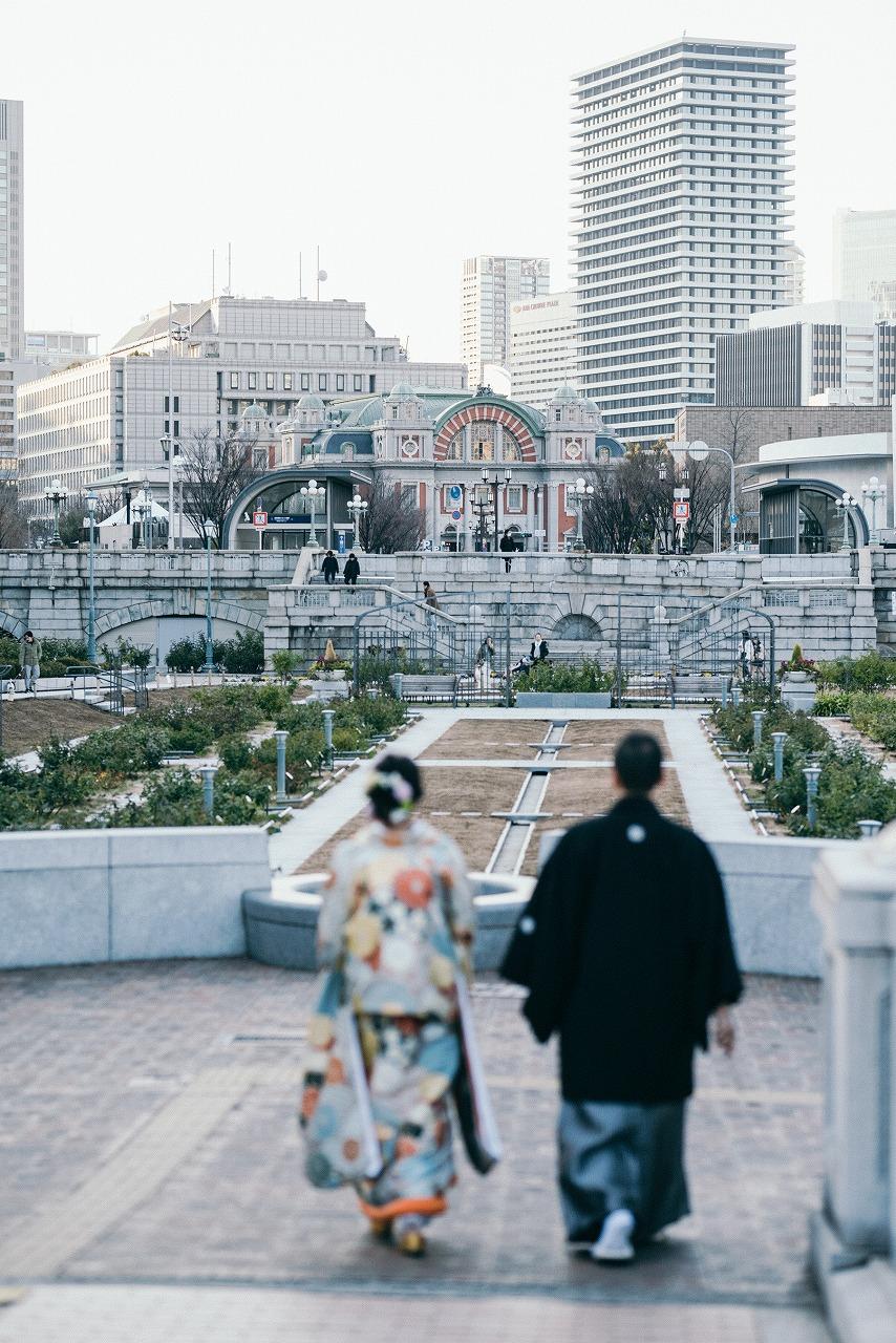 中央公会堂結婚式 中央公会堂ウェディング オリジナルウェデイング レトロウェディング ウェデイングプロデュース 重要文化財