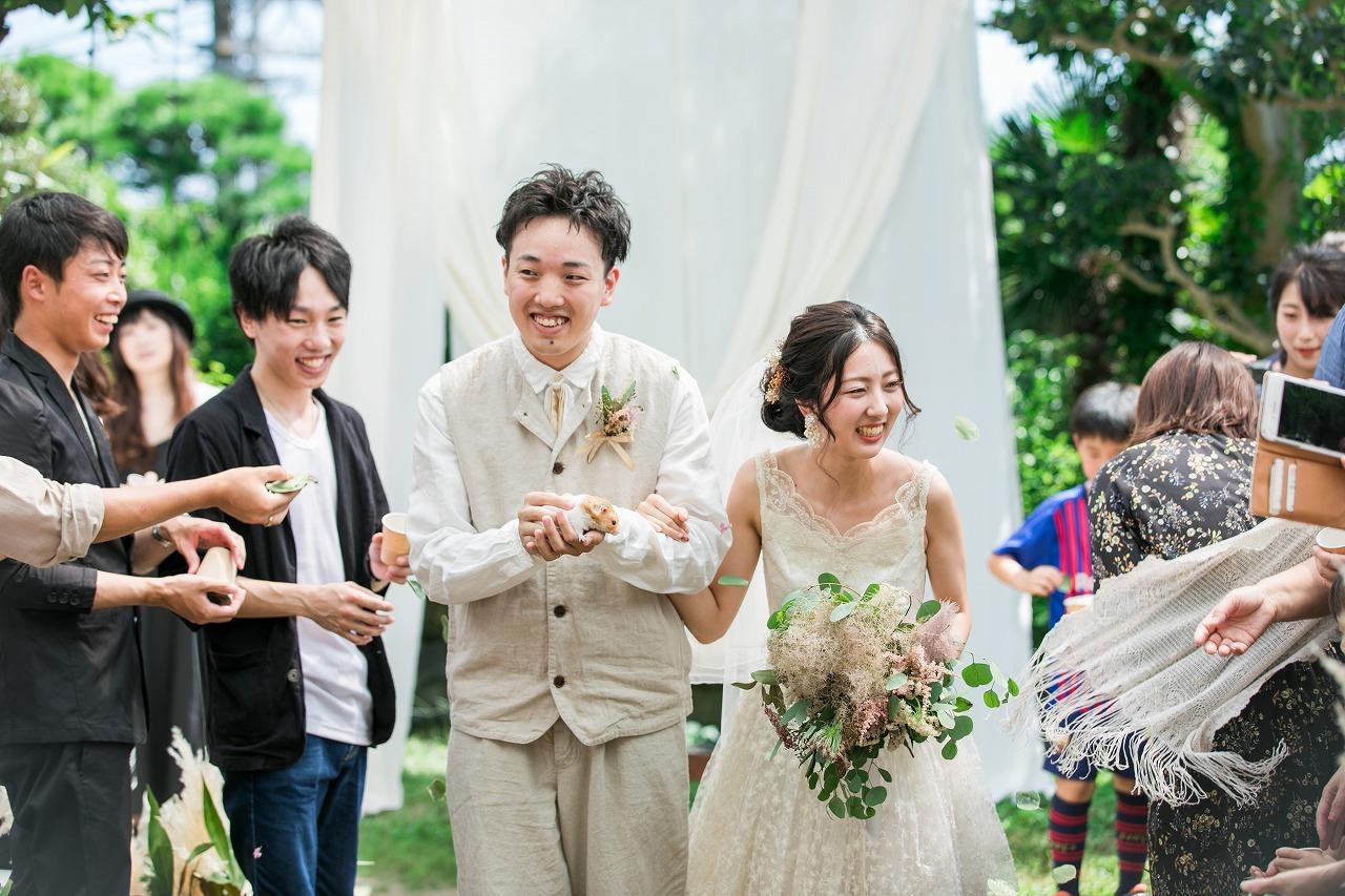 ウェディングブーケ オリジナルウェディング ウェディングプロデュース フリープランナー 結婚式 大阪 神戸 京都