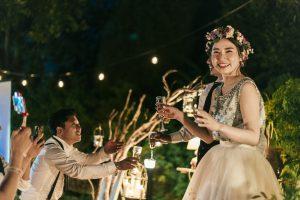 東京と大阪で結婚式をプロデュース