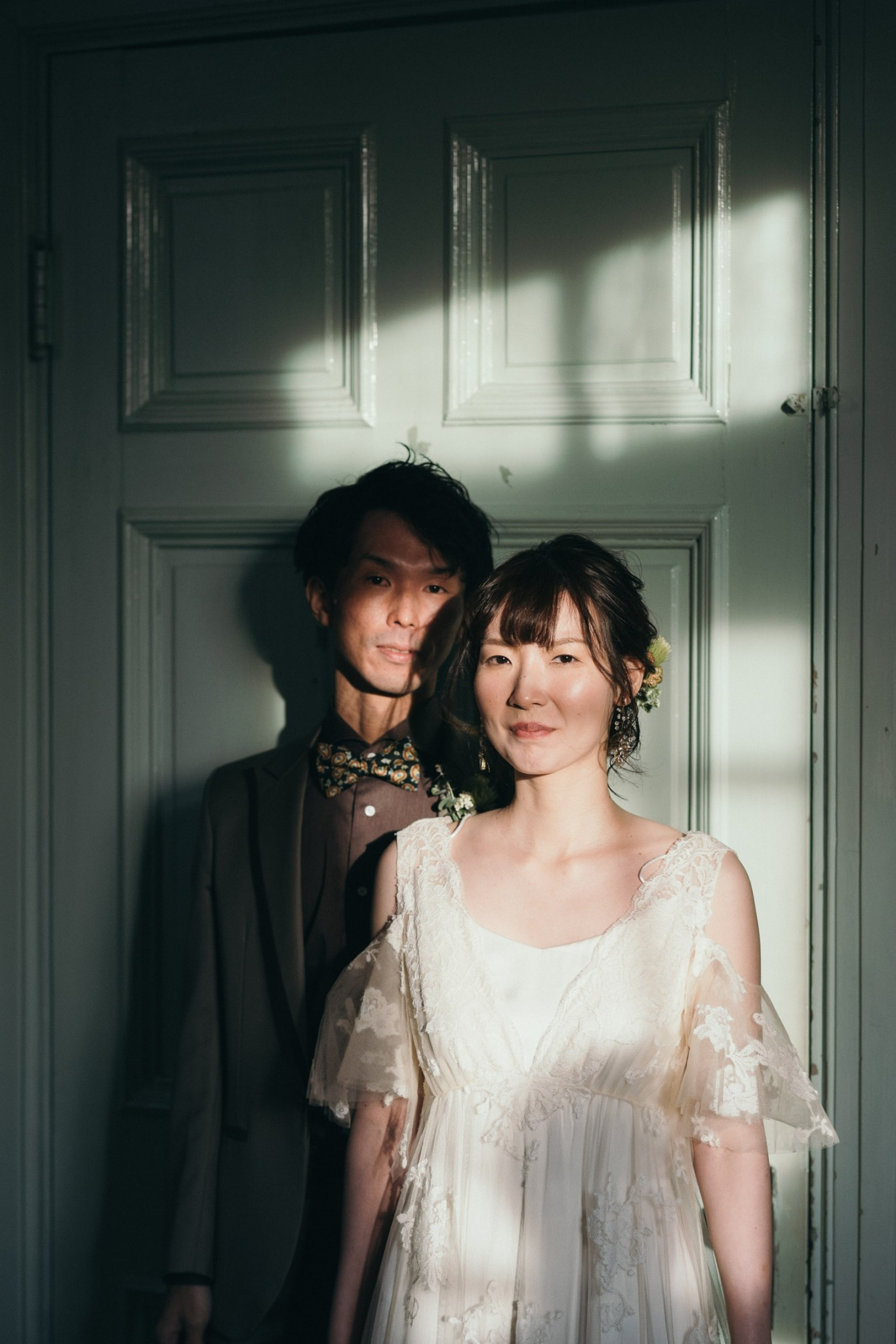 旧グッゲンハイム邸での結婚式をプロデュース