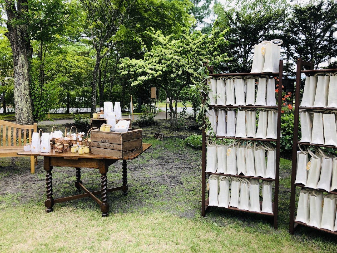 軽井沢ガーデンウェディングパーティー