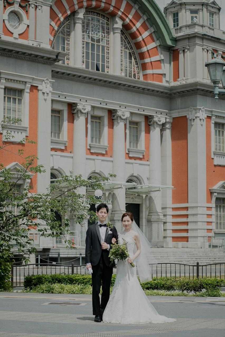 中央公会堂で結婚式